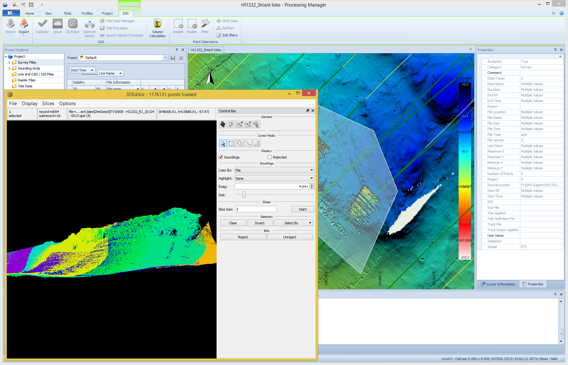 Qinsy Processing Manager Gets A Boost 4d Ocean News