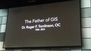 The father of GIS